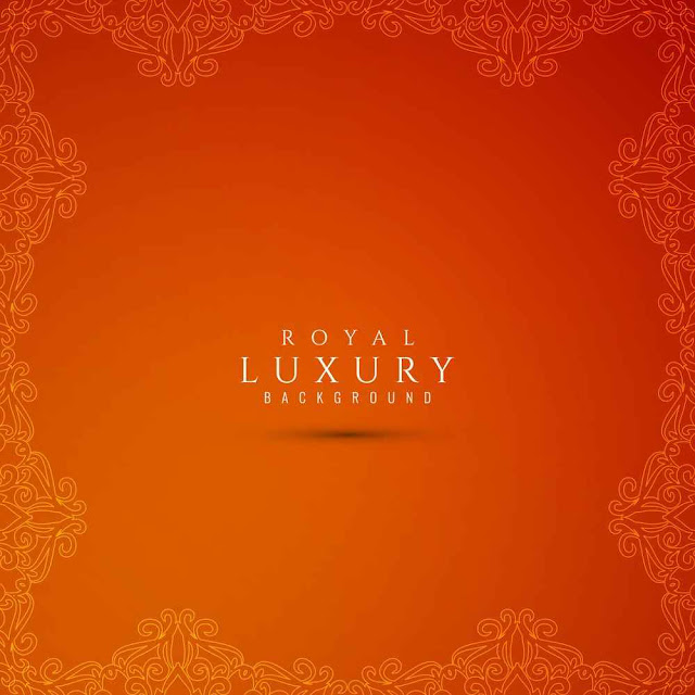 stylish luxury red background