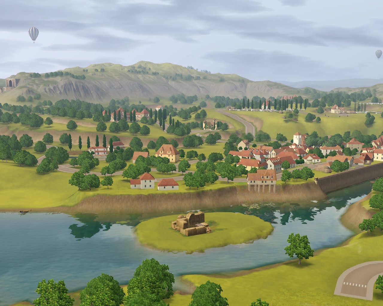 Sims 3 World free download