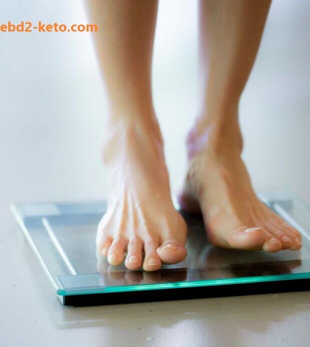 استعادة الوزن من أضرار الكيتو