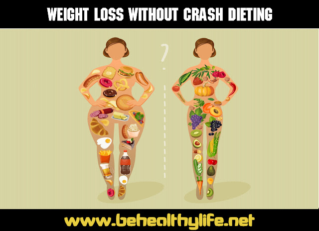 How to Have Weight Loss Without Crash Dieting