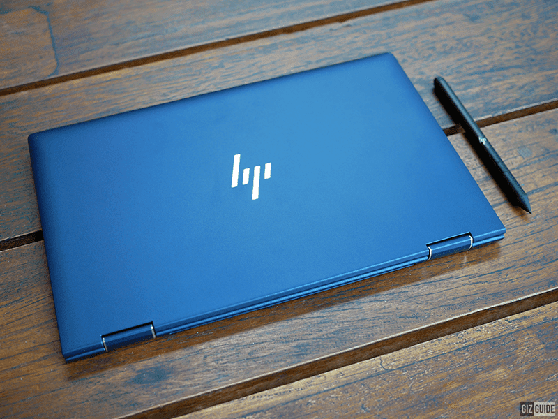 Premium and classy build of the HP Dragonfly Elite