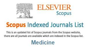 Free Scopus Indexed Journals in Medicine