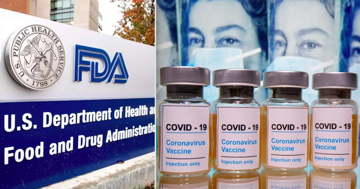 Pfizer's CoVid-19 Vaccine Receives A+ Rating From The FDA