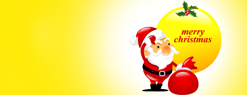 Merry Christmas Cover Photo and Twitter Image