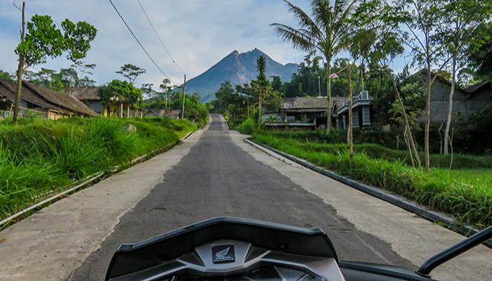Sewaktu Perjalanan Mudik Lebaran 2019