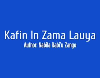 Kafin In Zama Lauya