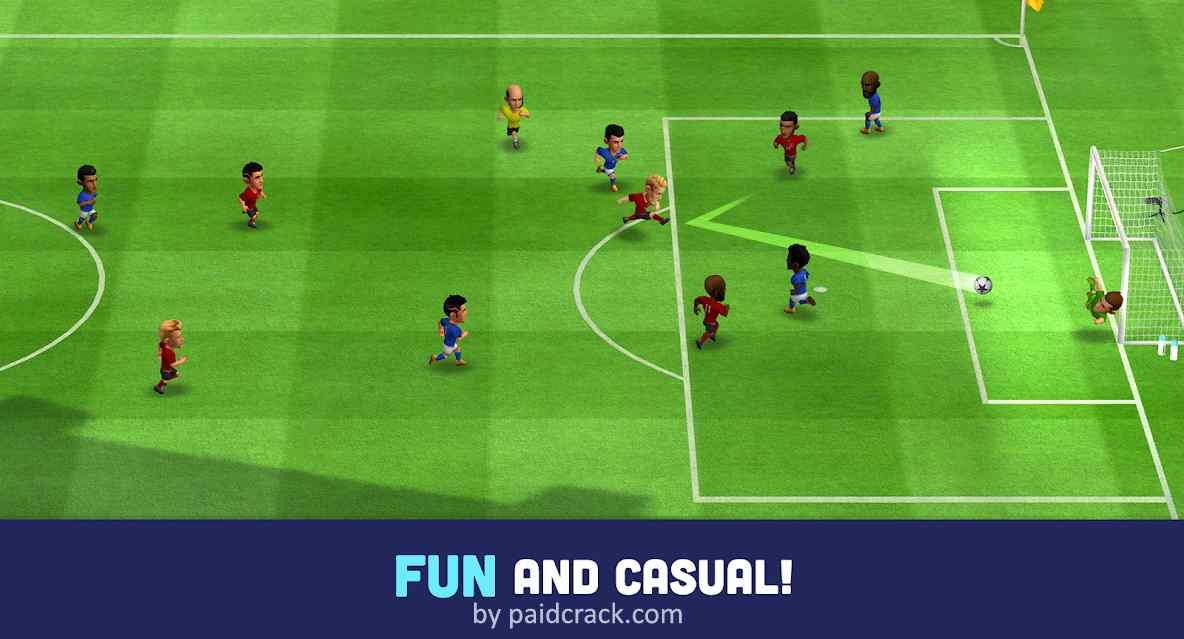 Mini Football - Mobile Soccer Mod Apk Free Download