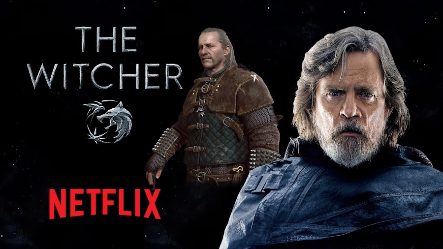 mark hamill vesemir netflix the witcher season 2 classic character star wars actor