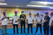 Marciano Norman Buka Eksebisi Kickboxing PON XX Papua 2020