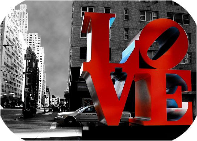 Love 6th Avenue New York