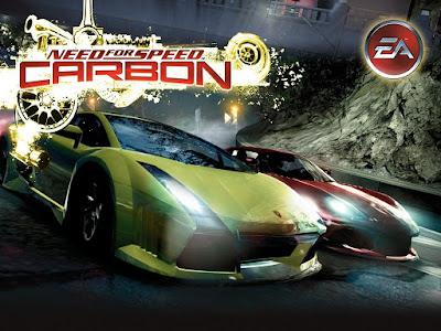 تحميل لعبة need for speed carbon للكمبيوتر
