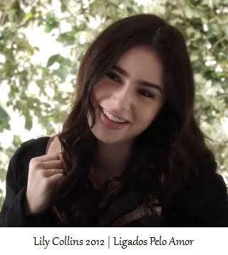 Lily Collins - Ligados Pelo Amor - 2012