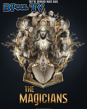 The Magicians Serie Completa Latino MEGA
