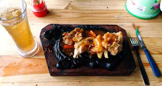 Steak Moen Moen Chicken Hotplate