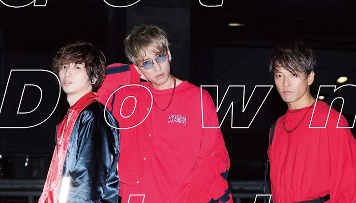 [LYRICS] w-inds - Get Down