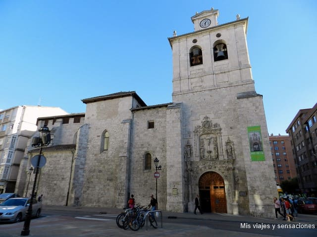 Iglesia de San Cosme y San Damián, Burgos