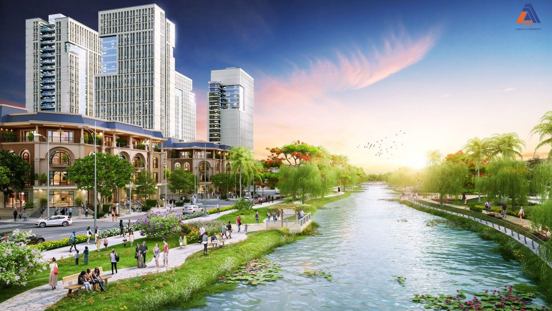 Vân Canh An Lạc - Khu đô thị đáng sống phía Tây Hà Nội