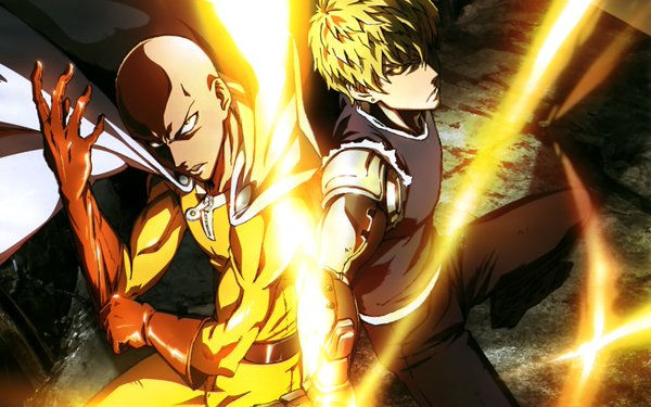 One Punch Man Sub Indo Batch