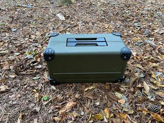 ソロキャンプ 道具箱