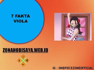 Fakta Viola One Piece