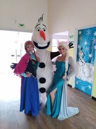 show frozen 2 para fiestas infantiles