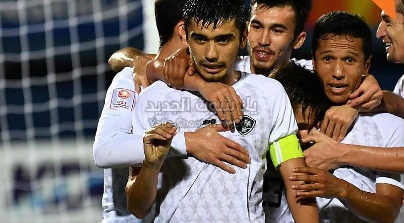 أوزباكستان تحقق الفوز على منتخب الصين في الجولة الثانيه من كأس آسيا تحت 23 سنة