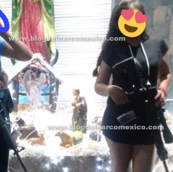 'La Sandra', otra sicaria que reta a 'El Mencho'_02