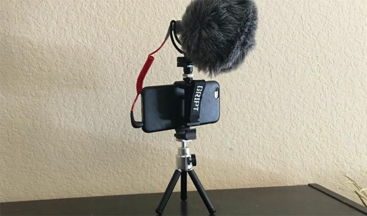 Tips vlogging pakai smartphone