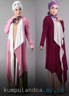 Dress Muslim Yang Bagus Dan Murah Untuk Lebaran 2017