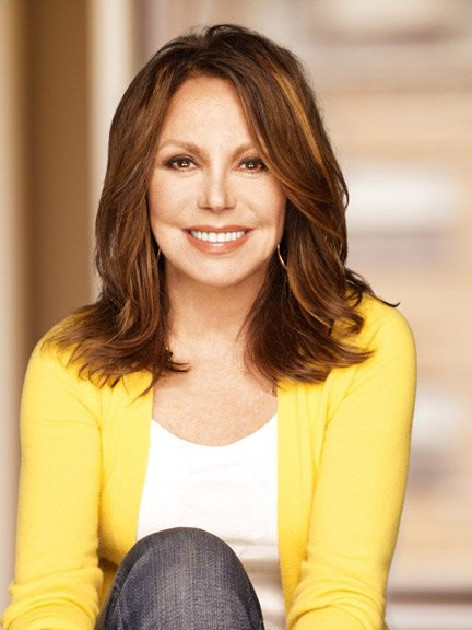 Marlo Thomas age, old, net worth, married, phil donahue, that girl, as a child