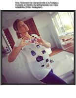 Ana Hickmann Exhibe Embarazo