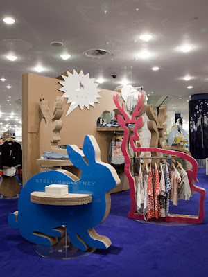 Green Pear Diaries, retail, pop up store, Stella McCartney Kids