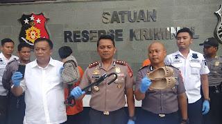 Pembunuh Ruhiyatun Akhirnya Ditangkap Satreskrim Polres Cirebon