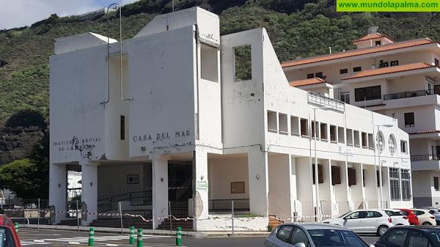 El PP de Tazacorte pide que se actúe en la Casa del Mar
