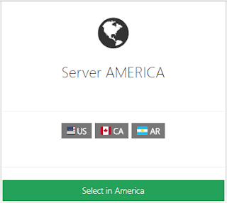 Server Amerika