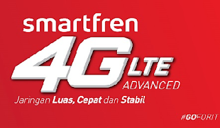 Unlimited Chat Smartfren 4G