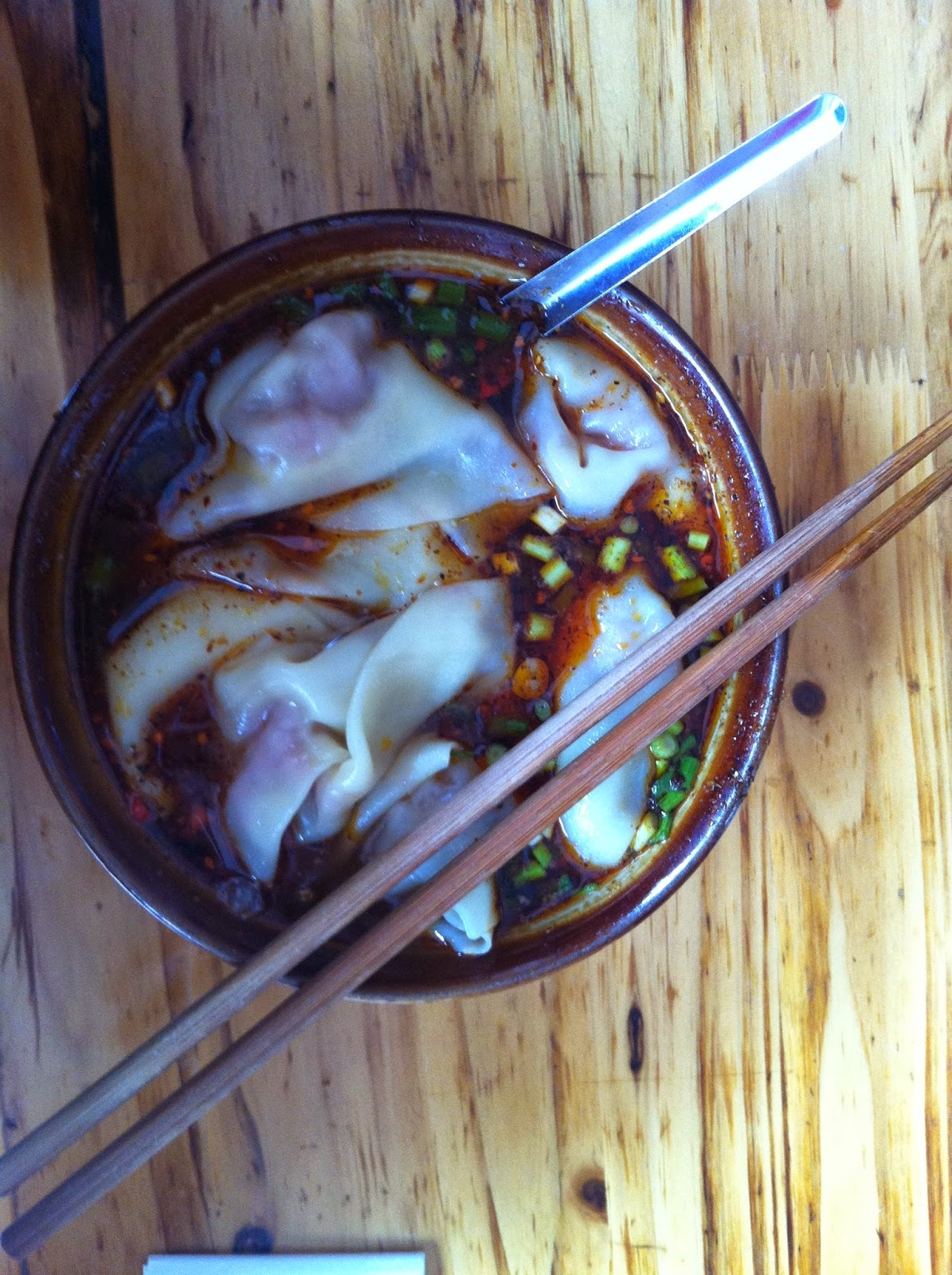 yunnan style thick noodles