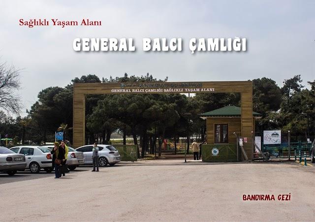 GENERAL BALCI ÇAMLIĞI