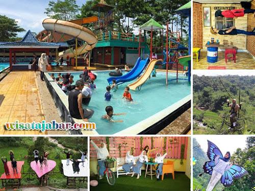Wisata Alam Sari Wates Purwakarta