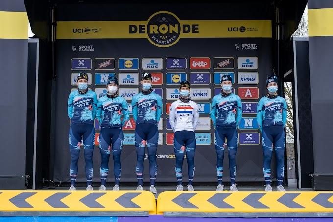 El Massi - Tactic plantó cara en el Tour de Flandes