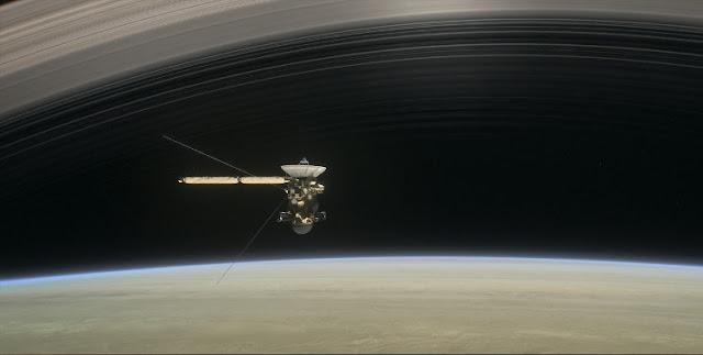 Những bí mật chưa biết về tàu thăm dò không người lái Cassini