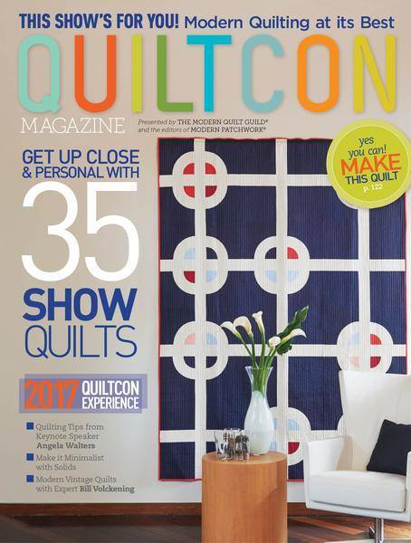http://shop.themodernquiltguild.com/collections/catalog/products/quiltcon-2017-magazine