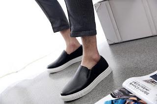 Model Sepatu Pria Terbaru Korea Murah Juni 2016
