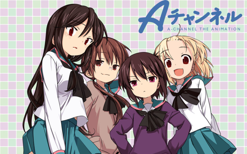 A-Channel BD Subtitle Indonesia
