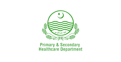Primary and Secondary Healthcare Department Jobs 2021 in Pakistan