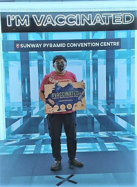 Sunway Convention Center 疫苗中心