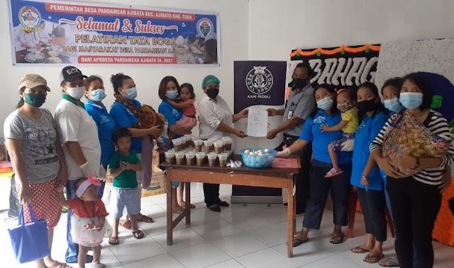 RSI Sediakan 1.800 Paket Makanan Tambahan untuk Balita dan Ibu Hamil
