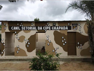 Cipe Chapada em Ruy Barbosa
