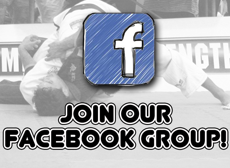 JOIN OUR FACEBOOK GROUP! ~ GFTEAM (Grappling Fight Team