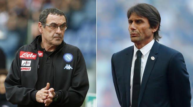 Antonio Conte esonerato dal Chelsea, arriva Maurizio Sarri in Premier League.